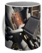 Padlock Coffee Mug