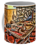 Padre's Table By Diana Sainz Coffee Mug