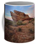 Page Sunrise Rock Coffee Mug