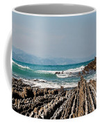 Pages Into The Sea No2 Coffee Mug