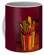 Paint Can And Paint Brushes Still Life Coffee Mug