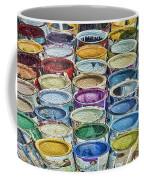 Paint Cans Coffee Mug