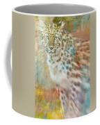 Paint Me A Cheetah Coffee Mug