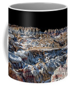 Paint Mines Iv-a Time Of Division Coffee Mug