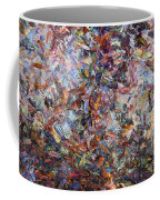 Paint Number 42 Coffee Mug