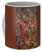 Paint Number 43 Coffee Mug by James W Johnson