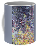 Paint Number 55 Coffee Mug by James W Johnson
