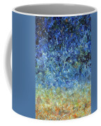 Paint Number 59 Coffee Mug by James W Johnson