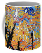 Paint Number Fifteen Coffee Mug