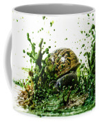 Paint Sculpture And Snail 3 Coffee Mug