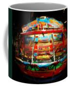 Painted Casino Coffee Mug