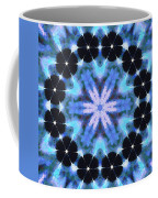 Painted Cymatics 108.00hz Coffee Mug
