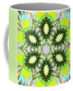 Painted Cymatics 181.66hz Coffee Mug