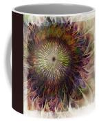 Painted Daisy Coffee Mug