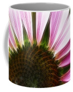 Painted Daisy Coffee Mug