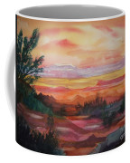 Painted Desert II Coffee Mug