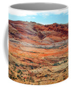 Painted Desert Panorama Coffee Mug