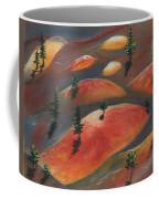 Painted Dunes Coffee Mug