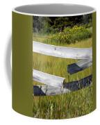 Painted Fence Coffee Mug