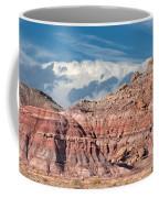 Painted Hills Of The Upper Jurrasic Coffee Mug