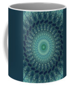 Painted Kaleidoscope 3 Coffee Mug