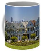 Painted Ladies Coffee Mug