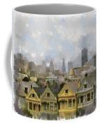 Painted Ladies - San Francisco Coffee Mug