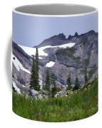 Painted Landscape Coffee Mug