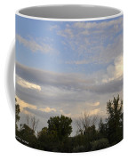 Painted Landscape Coffee Mug