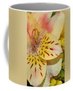 Painted Lily  Coffee Mug