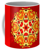Painted Lotus Xi Coffee Mug