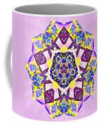 Painted Lotus Xvi Coffee Mug