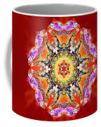 Painted Lotus Xvii Coffee Mug