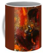 Painted Man Coffee Mug
