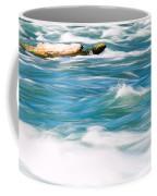 Painted Niagara Coffee Mug