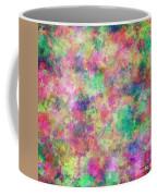 Painted Pixels Coffee Mug