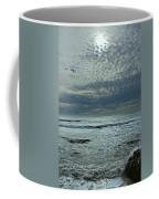 D3a6136-painted Sky Bolinas Ca  Coffee Mug