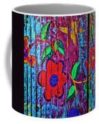 Painted Table Coffee Mug
