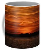 Painting In The Sky Coffee Mug