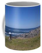 Painting The Cove Coffee Mug