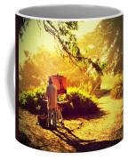 Painting The Path Coffee Mug