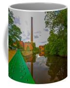Painting The River Coffee Mug