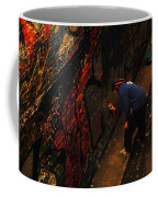 Painting Walls Coffee Mug