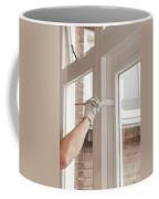 Painting Wood Coffee Mug