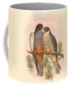 Pair Amur Falcons Coffee Mug