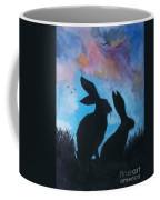Pair Of Jacks Coffee Mug