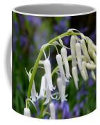 Pair Of White Bluebells Coffee Mug