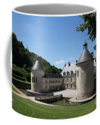 Palace Bussy - Rabutin - Burgundy Coffee Mug