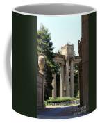 Palace Fine Arts Pillars And Urn Coffee Mug