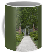 Palace Garden Gate Coffee Mug